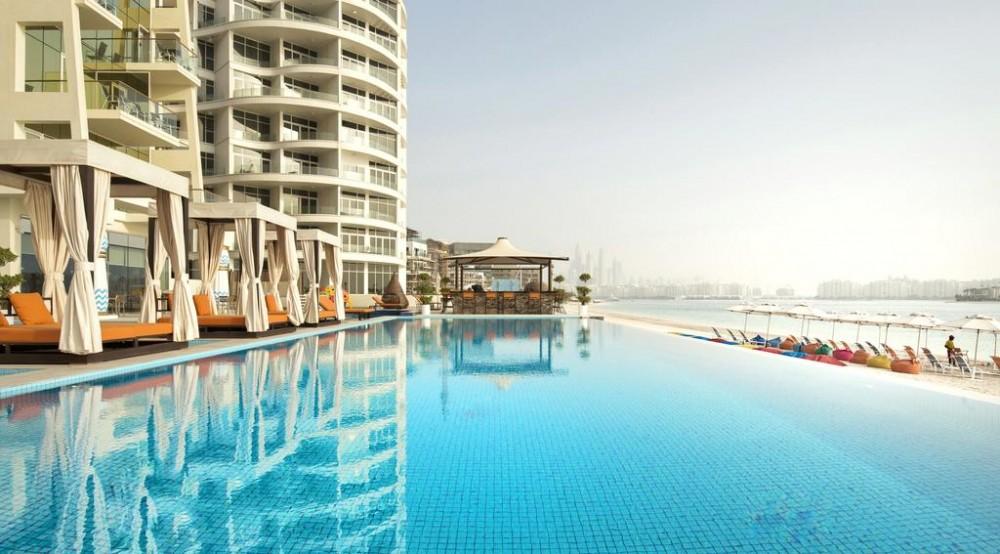 5 Stjernet Luksustur Til Dubai Tilbud