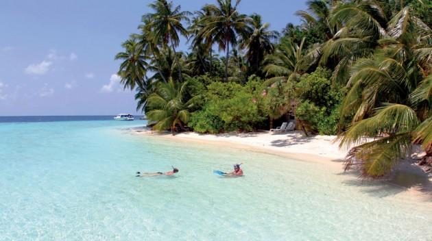 Kombinér spændende Sri Lanka og det kridhvide strandparadis på Maldiverne | tilbud
