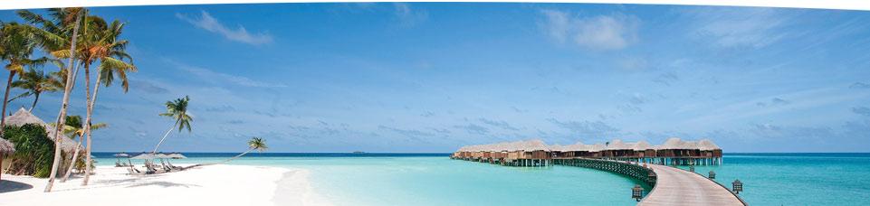 Billige rejser til Maldiverne - Få tilbud på Maldiverne rejse her